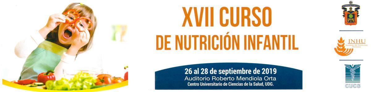 XVII Curso de Nutrición Infantil