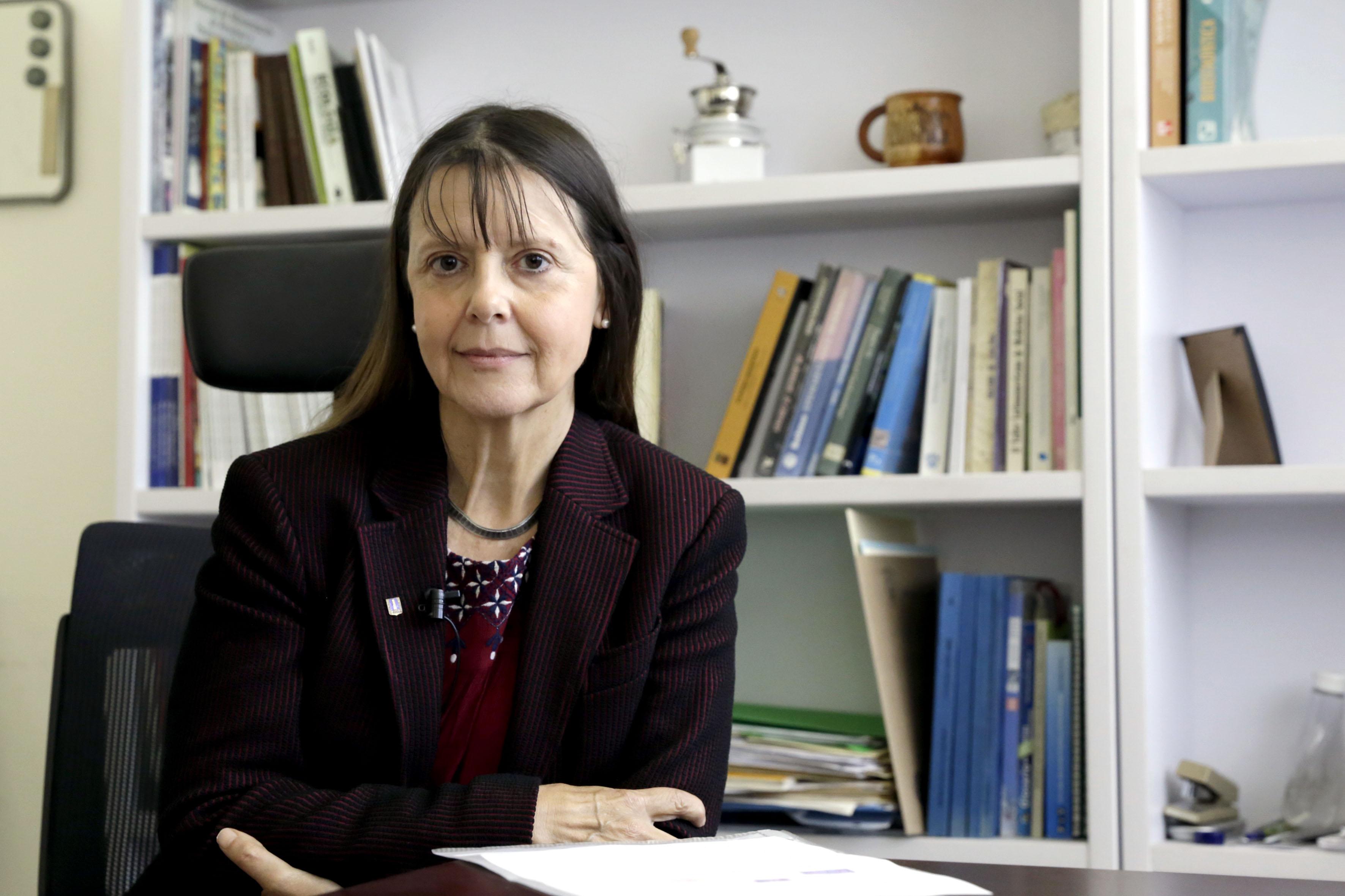 Dra. Teresita Villaseñor, Investigadora