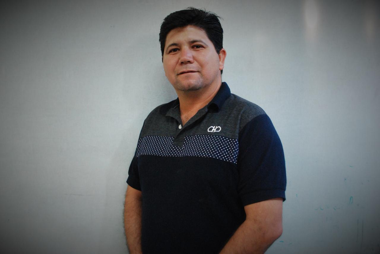 Dr. Mario Eduardo Cano González, galardonado